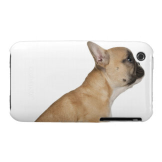 French Bulldog puppy (3,5 months old) Case-Mate iPhone 3 Case