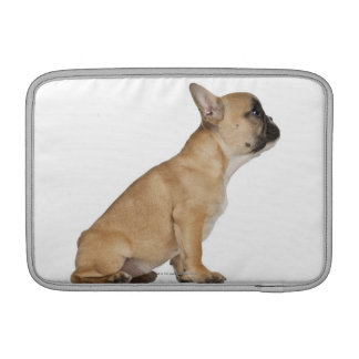 French Bulldog puppy (3,5 months old) MacBook Air Sleeve