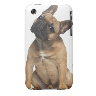 French Bulldog puppy (7 months old) Case-Mate iPhone 3 Case