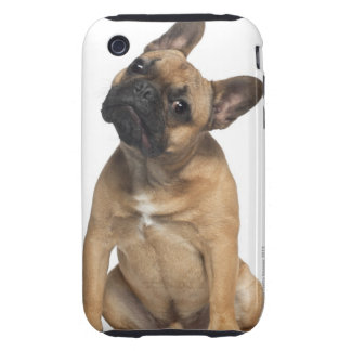 French Bulldog puppy (7 months old) iPhone 3 Tough Case