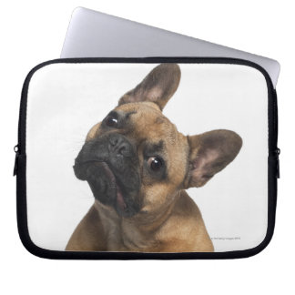 French Bulldog puppy (7 months old) Laptop Sleeve