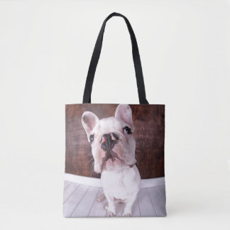 French Bulldog Puppy (7 Months Old) Tote Bag