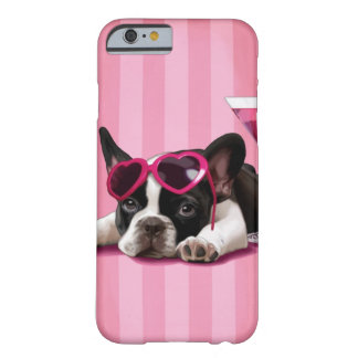 French Bulldog Puppy Barely There iPhone 6 Case