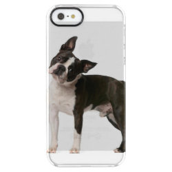 Uncommon iPhone 5/5s Permafrost® Deflector Case with Bulldog Phone Cases design
