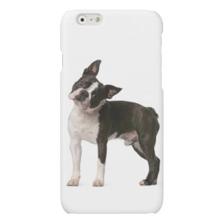French bulldog - puppy dog - frenchie dog matte iPhone 6 case