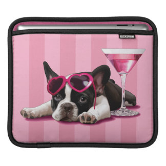 French Bulldog Puppy Sleeve For iPads