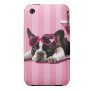 French Bulldog puppy iPhone 3 Cover