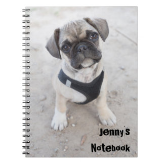 French Bulldog puppy looking cute Notebook