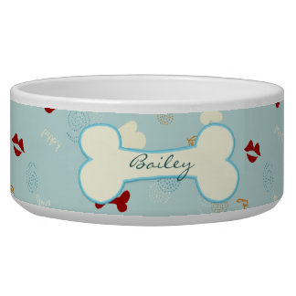 French Bulldog Puppy Love Personalized Bowl