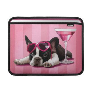 French Bulldog Puppy MacBook Sleeves