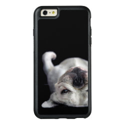 OtterBox Symmetry iPhone 6/6s Plus Case with Bulldog Phone Cases design