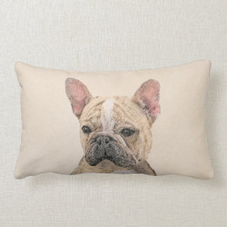 French Bulldog (Sable) Lumbar Pillow