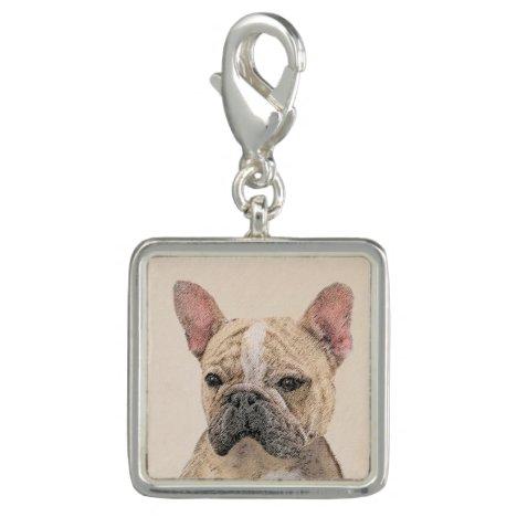French Bulldog (Sable) Painting - Cute Original Do Charm