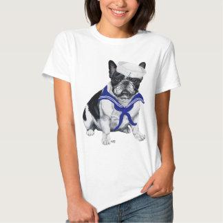 French Bulldog Sailor Shirt