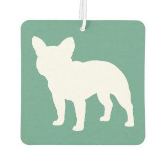 French Bulldog Silhouette Air Freshener