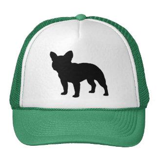 French Bulldog Silhouette Trucker Hat