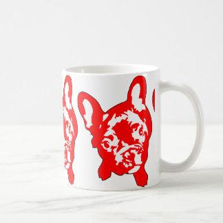 French Bulldog sitting Coffee Mug