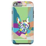 French Bulldog sitting iPhone 6 Case