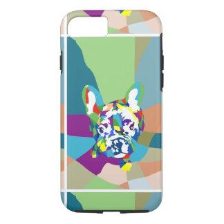 French Bulldog sitting iPhone 8/7 Case