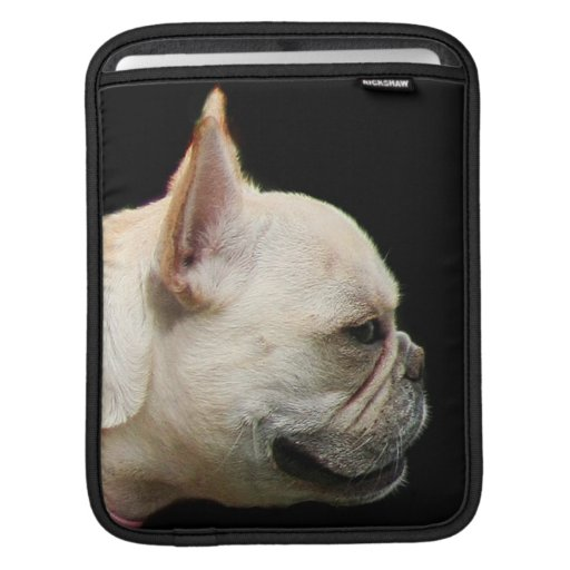 French Bulldog Sleeves For iPads