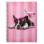 French Bulldog Spiral Notebooks