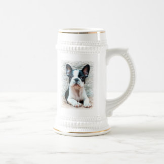 French Bulldog stein Coffee Mugs