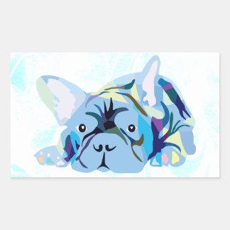 French Bulldog sticker indoor