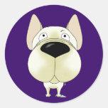 French Bulldog Stickers
