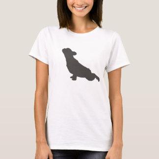French Bulldog Stretching T-Shirt