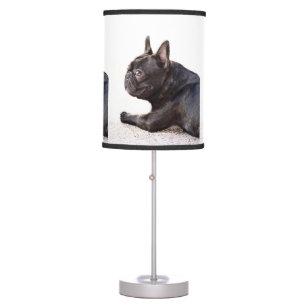 French Bulldog Dog Table Amp Pendant Lamps Zazzle