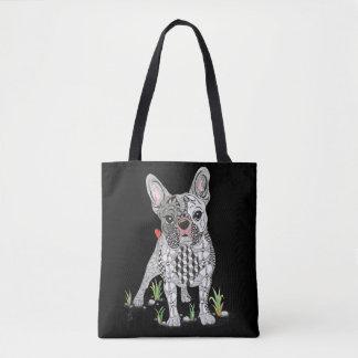 French Bulldog Tote Bag (Customizable)