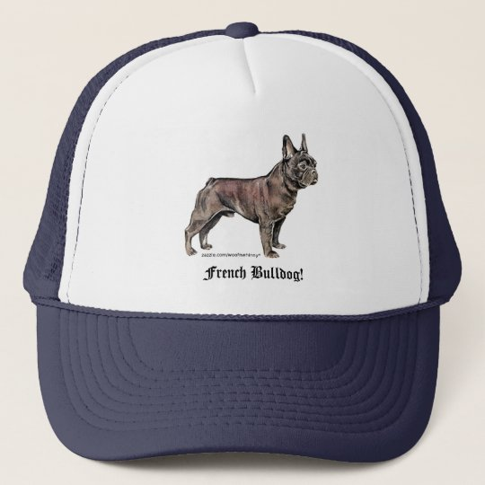 French Bulldog! Trucker Hat