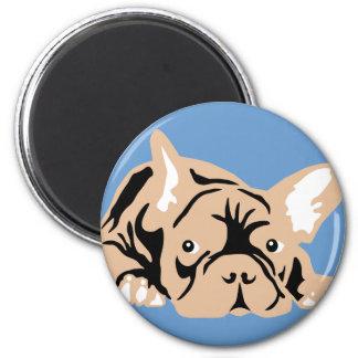 French Bulldog veneno Imanes Para Frigoríficos