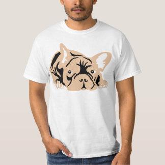 French Bulldog veneno Playera