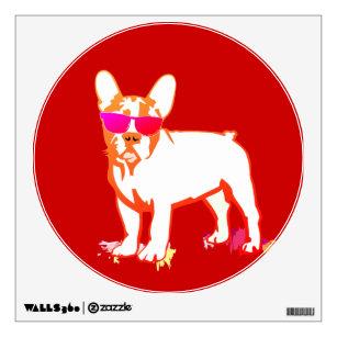 French Bulldog Walldecal Wall Decal  sc 1 st  Zazzle & French Bulldog Wall Decals u0026 Wall Stickers | Zazzle