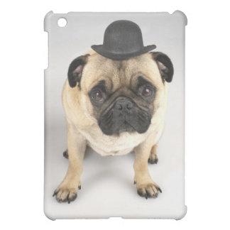 French bulldog wearing bowler, studio shot iPad mini cases