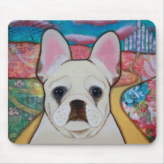 French Bulldog Wizard Of Oz Mouse Pad