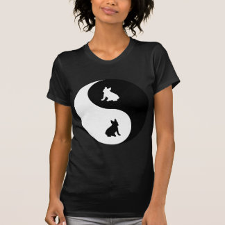 French Bulldog Yin Yang T-Shirt