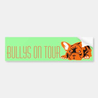 French Bulldogge Bumper Sticker