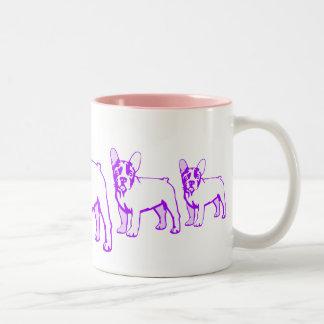 French Bulldogge coffee cup