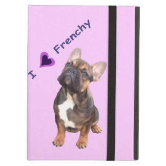French Bulldogge iPad air covering Case For iPad Air