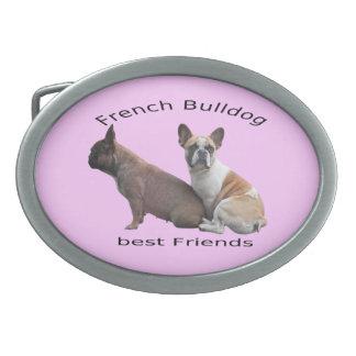 French Bulldoggen Gürtelschnalle Belt Buckles
