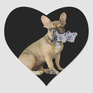 French Bulldoggen sticker