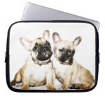 French Bulldogs Laptop Sleeves