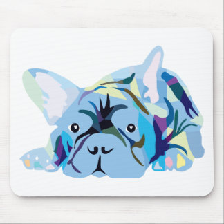 French Bulldogs Mouse Pad