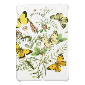 French Butterflies iPad Mini Cases