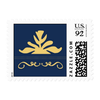 French Cafe Floral Postage