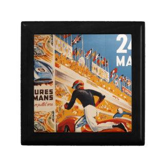 french car race vintage - 24h du Mans Gift Box