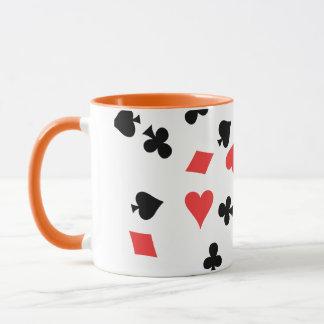 French Card Mug