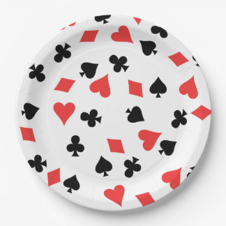French Card Paper Plate